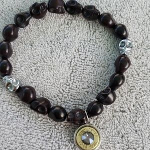 Bullet bead bracelet (handmade)